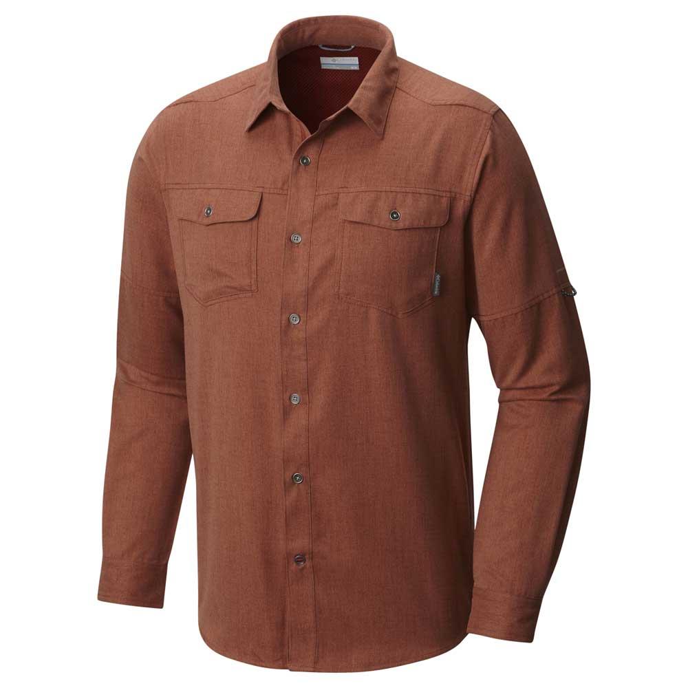 Columbia Silver Ridge II Long Sleeve Shirt, Skjorter