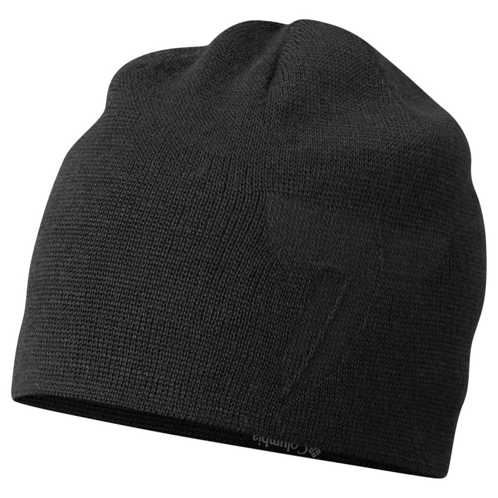 328a649907c Columbia Powder Keg Wool Beanie Black buy and offers on Trekkinn