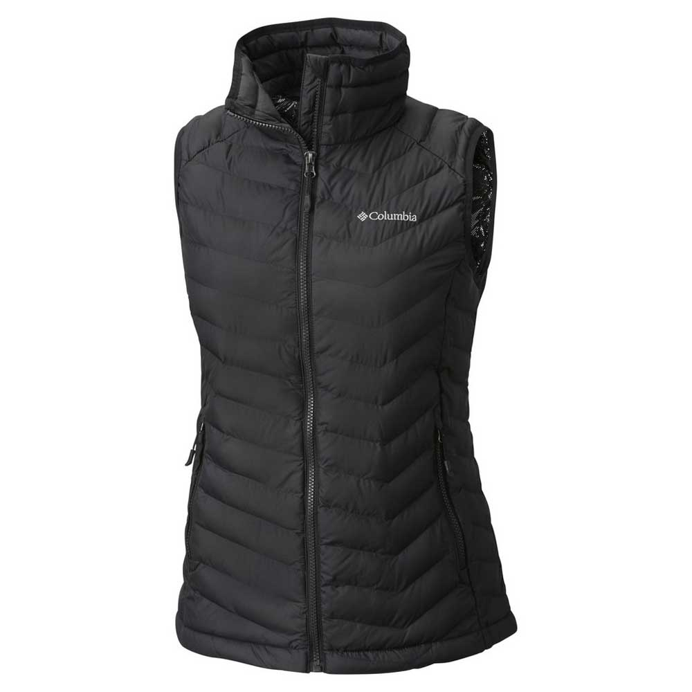 c0c2f085d Columbia Powder Lite Vest Black buy and offers on Trekkinn