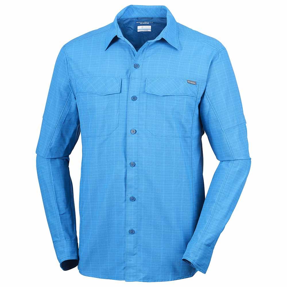 Columbia Silver Ridge Plaid L S Shirt comprar y ofertas en Trekkinn 13a68d1aee7