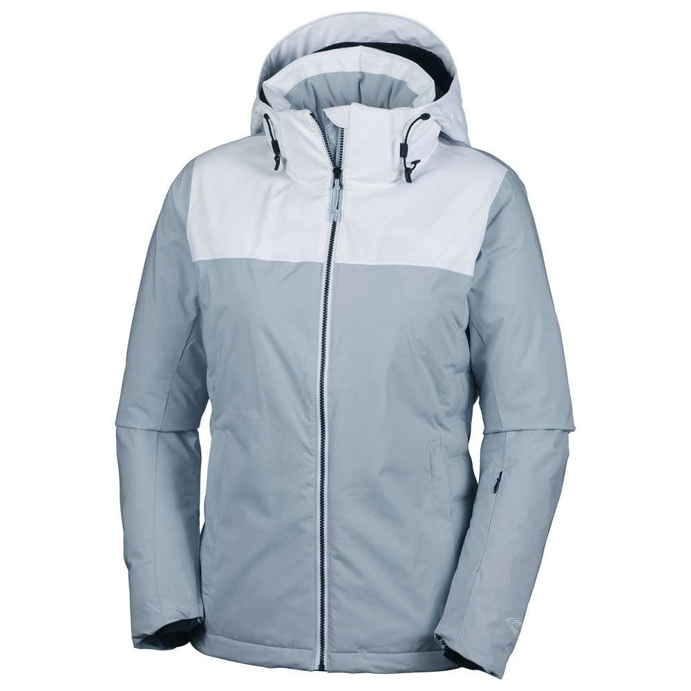 Columbia Snow Dream Gris comprar y ofertas en Trekkinn 21793b1b7f6