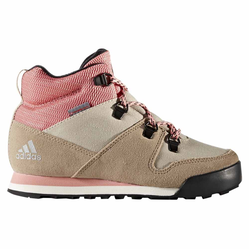2966f397e90 adidas Cw Snowpitch K Brown buy and offers on Trekkinn