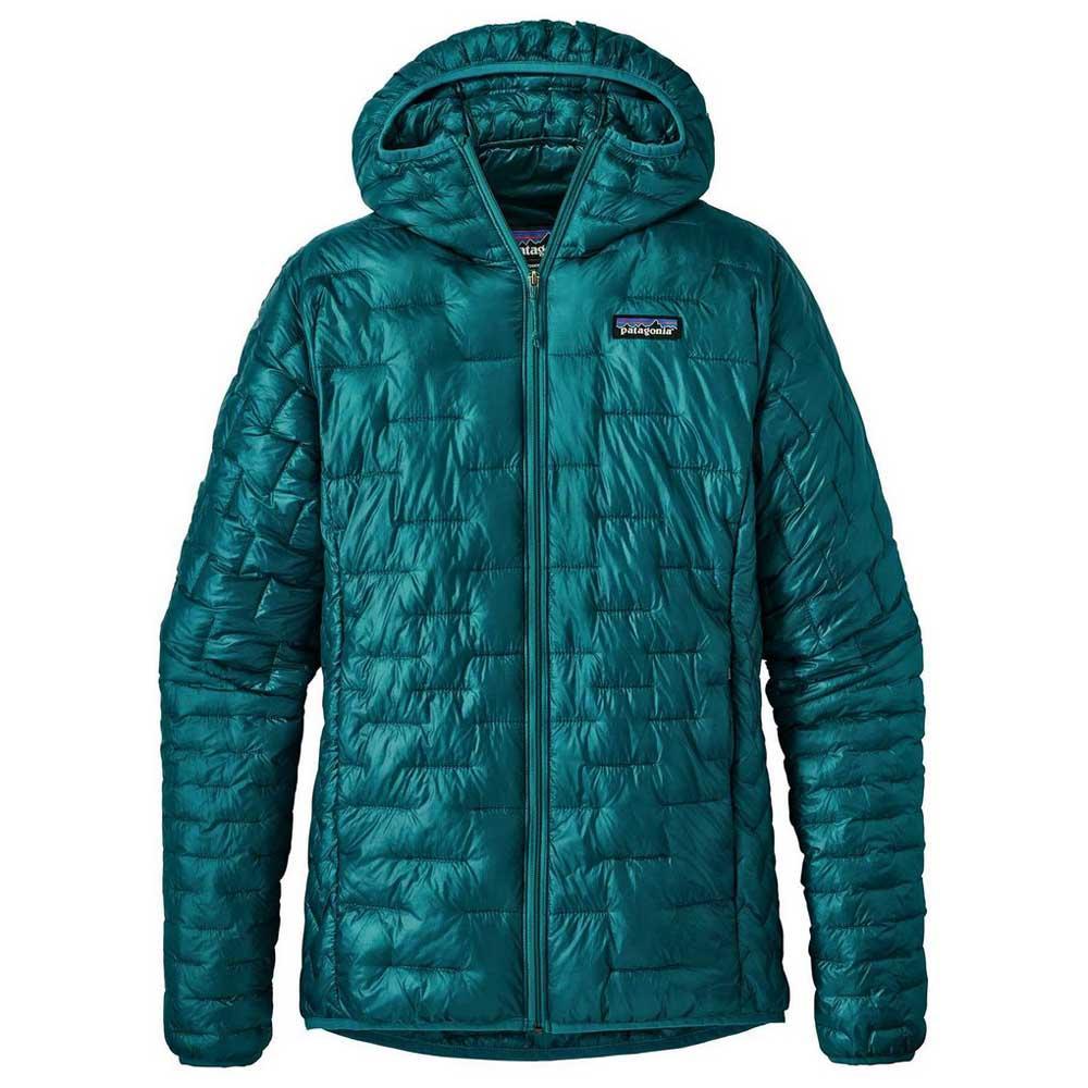 d9f3a9a265e51 Patagonia Micro Puff Hoody Azul comprar y ofertas en Trekkinn