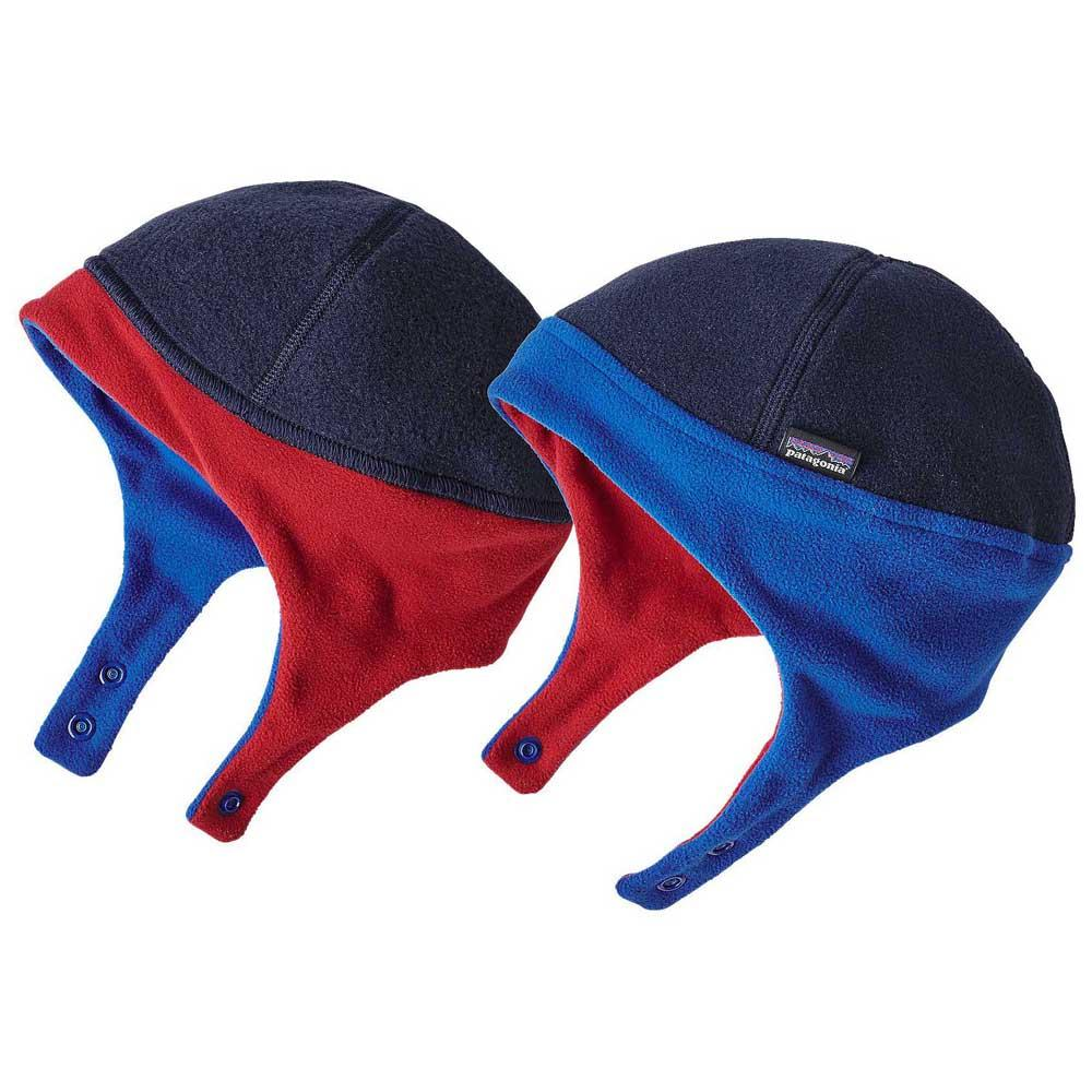 Patagonia Reversible Synch Hat Blue buy and offers on Trekkinn db6c1ea9510