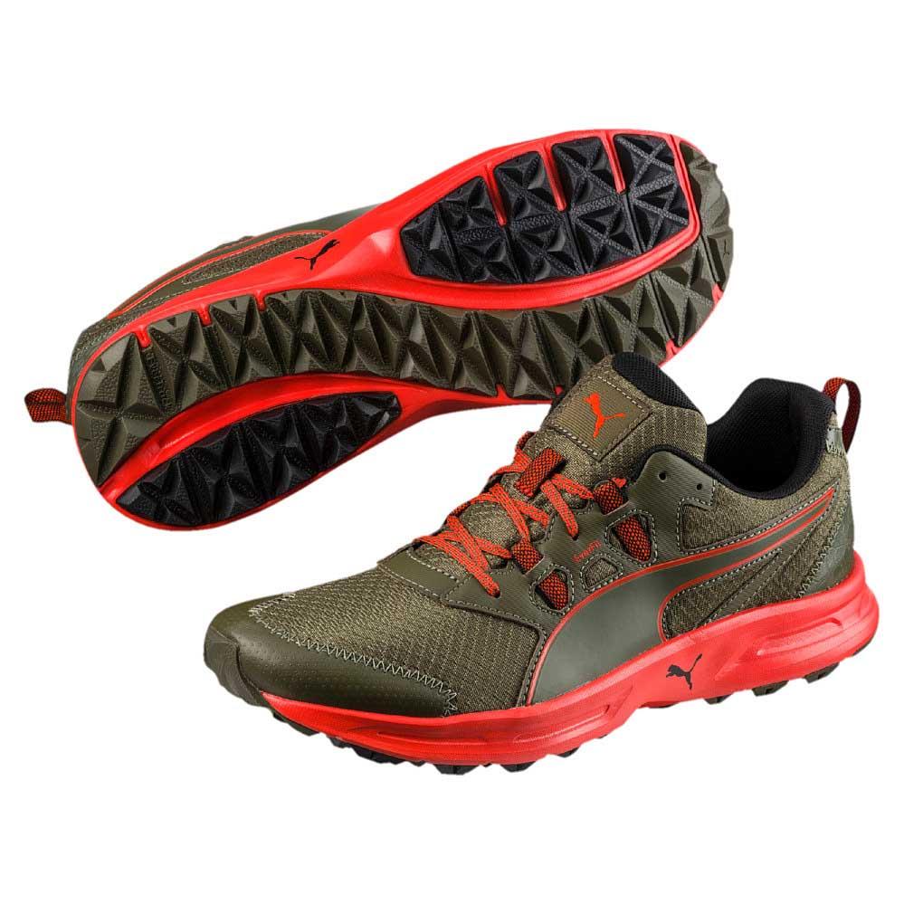 Puma Essential Trail Green buy and offers on Trekkinn 383ba42c4