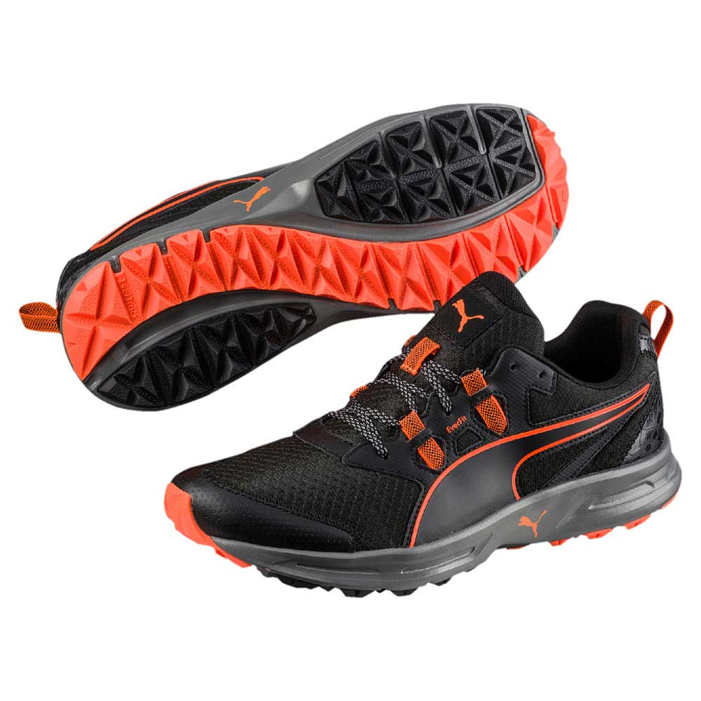 16ae766057d5 Puma Essential Trail Orange buy and offers on Trekkinn