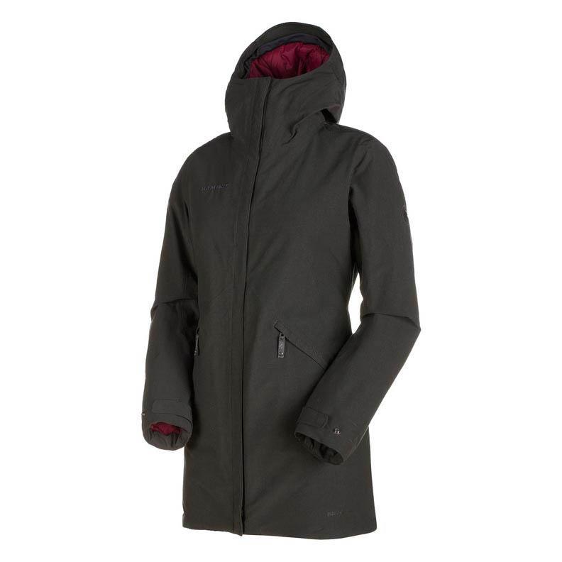 Mammut Chamuera Hs Thermo Hooded Jacket Trekkinn