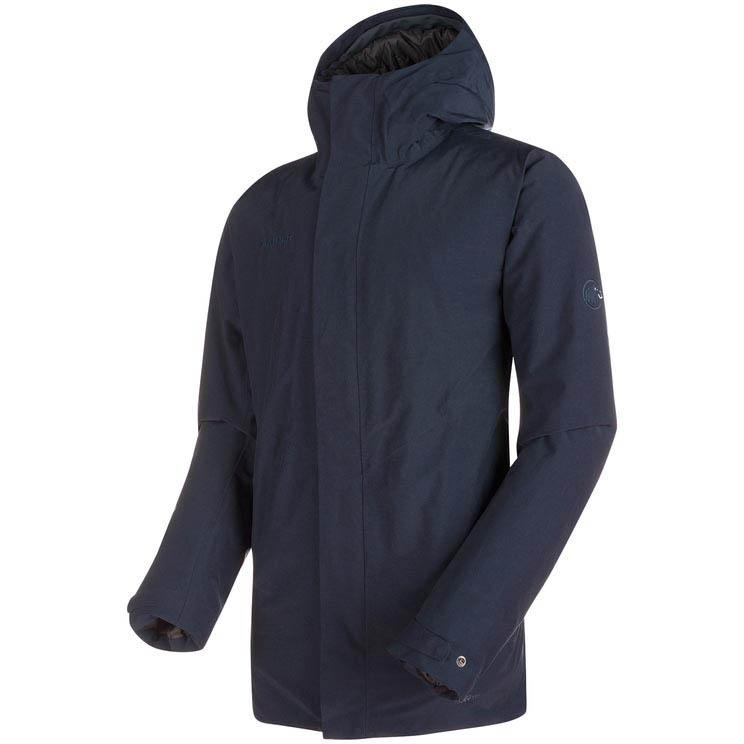 Mammut Chamuera Hs Thermo Hooded Blue buy and offers on Trekkinn 4b48a15812c