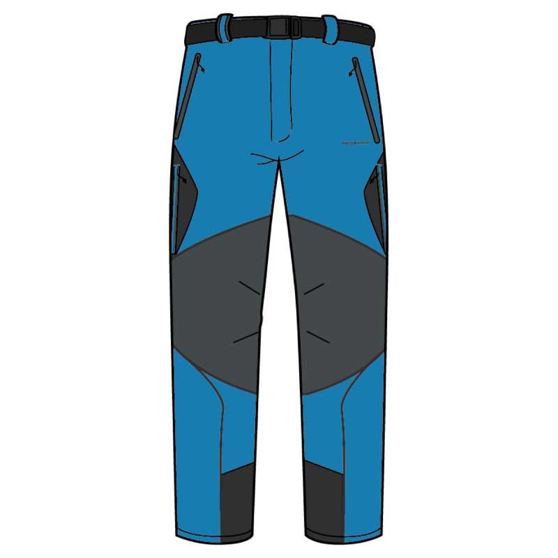 Pantalons Trangoworld Vanced Pants Regular XXL Methyl Blue / Seaport