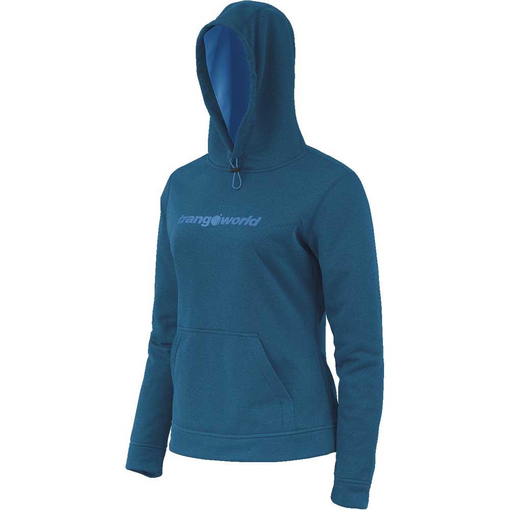 Trangoworld Damen Rippi Sweatshirt