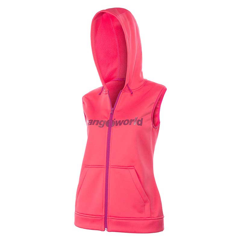 Gilets Trangoworld Ainelle Vest S Teaberry / Boysenberry