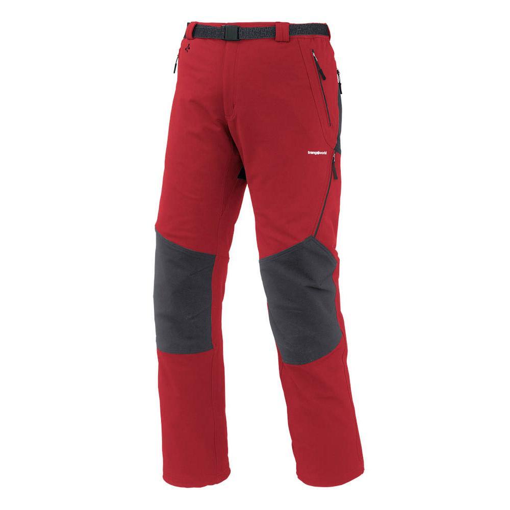 Pantalons Trangoworld Rovek Ds Pants Short XXL High Risk Red / Black