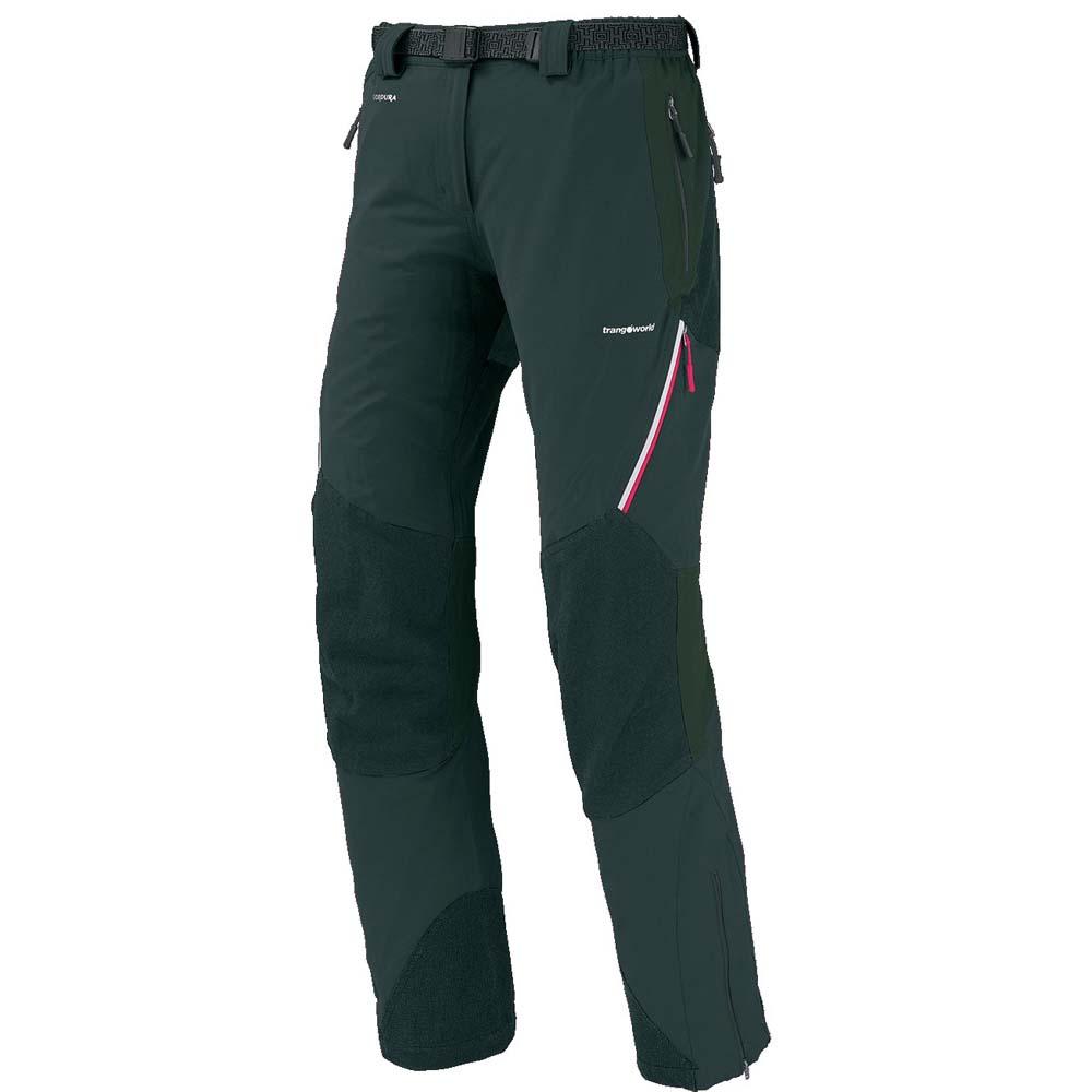 Pantalons Trangoworld Uhsi Extreme Ds Pants Regular XXL Black / Red