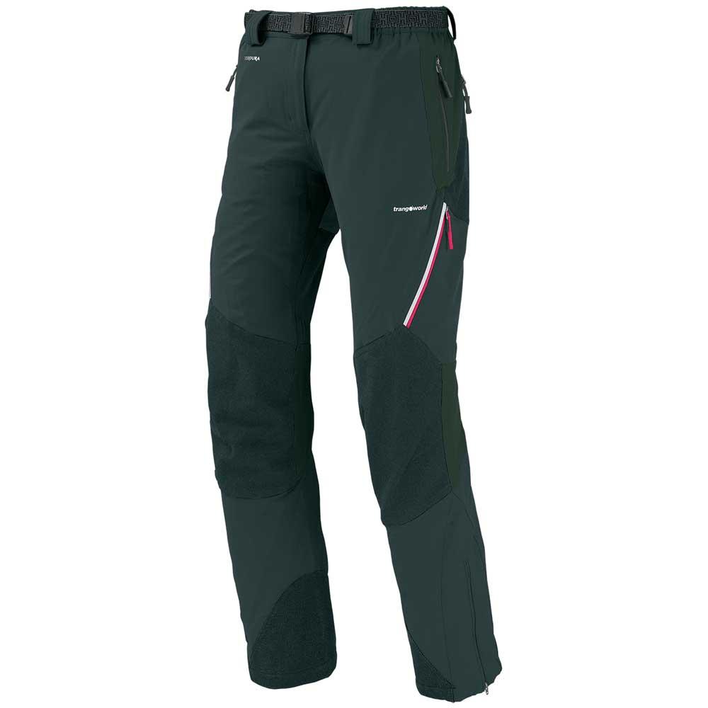 Pantalons Trangoworld Uhsi Extreme Ds Pants Short L Black / Red