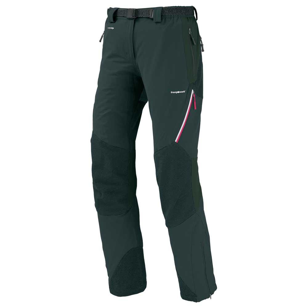 Pantalons Trangoworld Uhsi Extreme Ds Pants Long L Black / Red