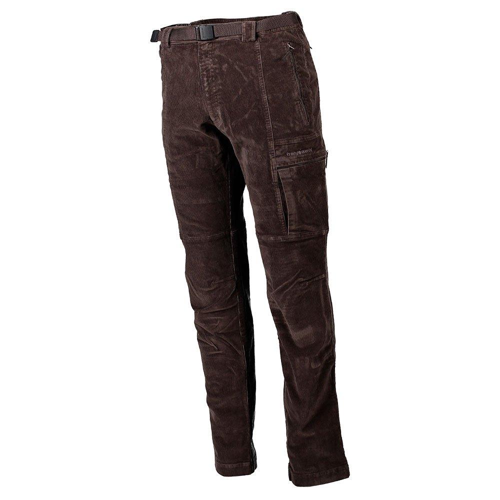 Pantalons Trangoworld Sagano Pants Regular S Magnet