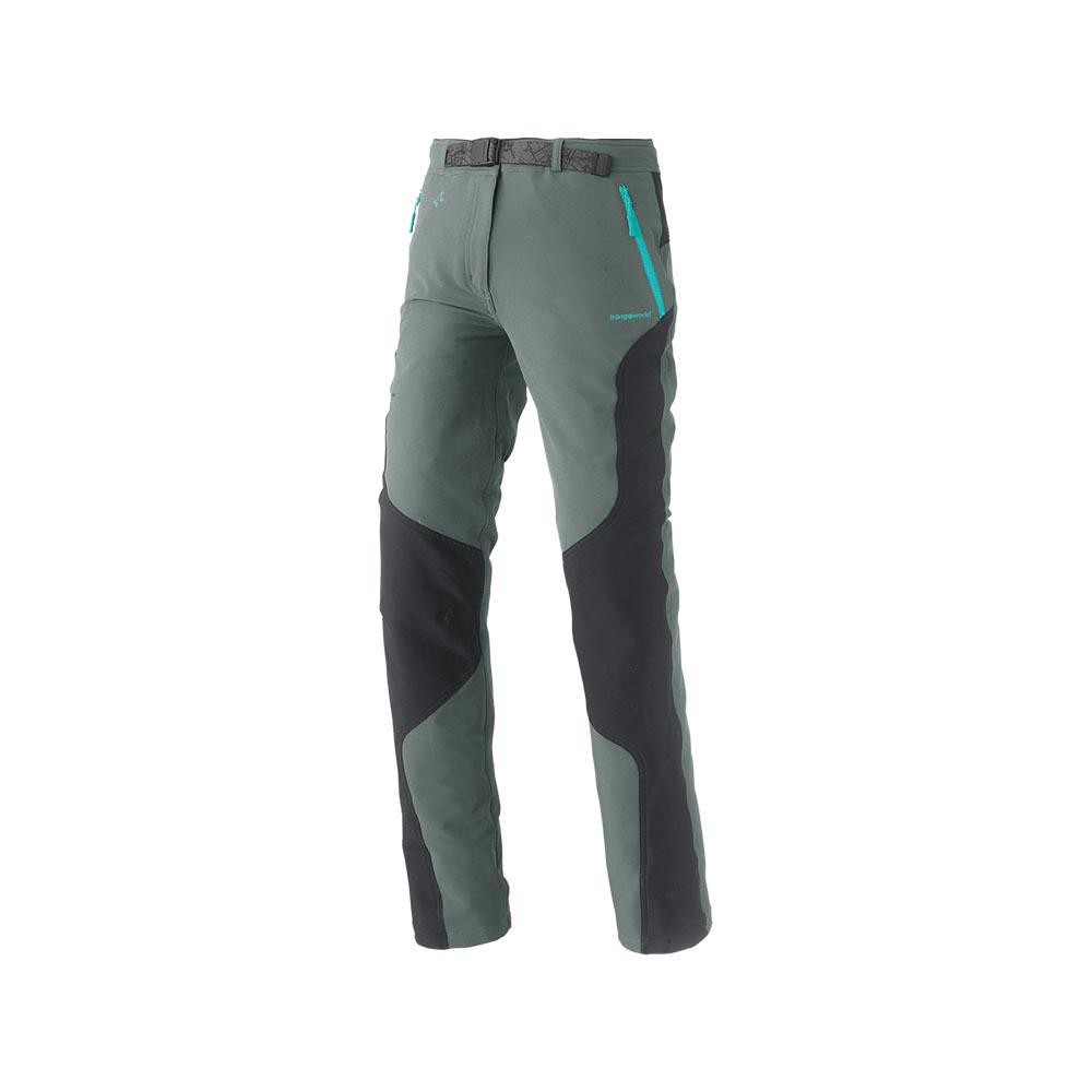 Pantalons Trangoworld Andey Pants Regular L Dark Shadow
