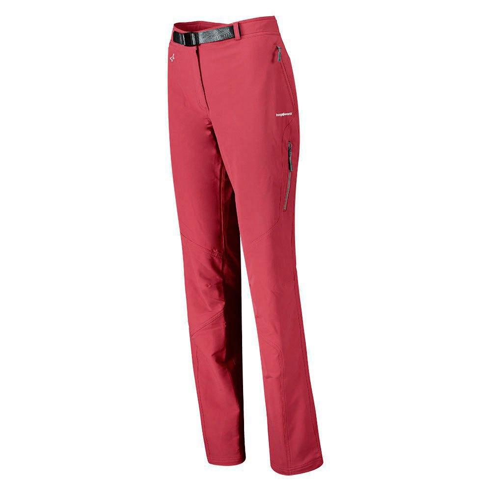 Pantalons Trangoworld Esprea Pants Regular L Barberry