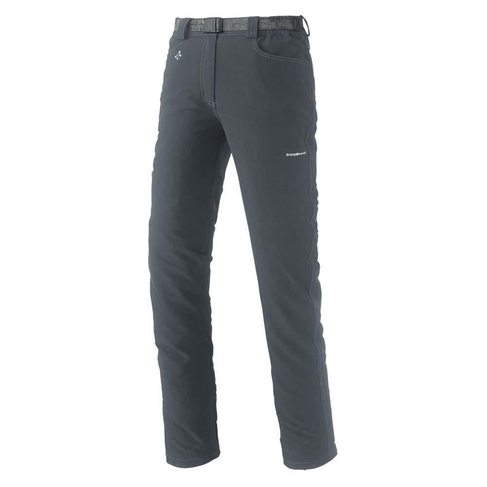 Pantalons Trangoworld Linth Pants Long M Black