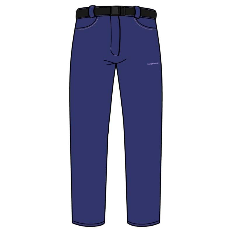 Pantalons Trangoworld Linth Pants Regular S Navy Blue