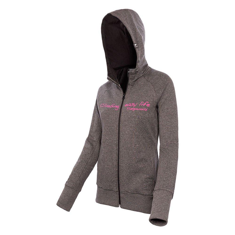 Sweatshirts Trangoworld Jasp Woman XS Black