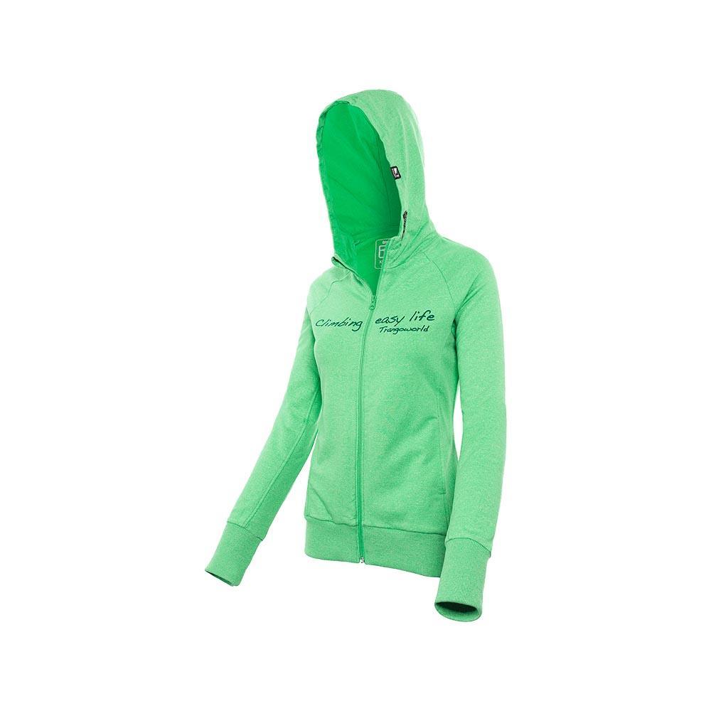 Sweatshirts Trangoworld Jasp Woman L Island Green