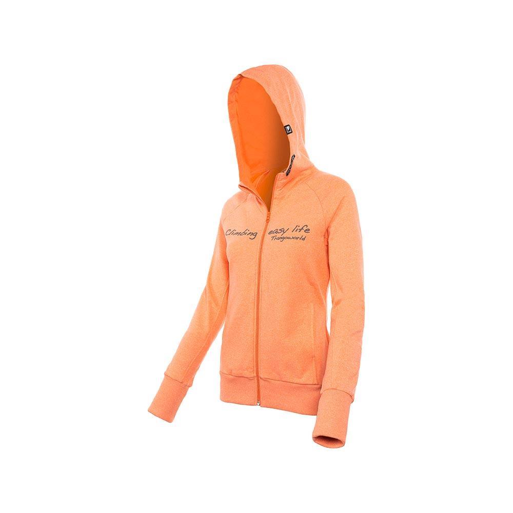 Sweatshirts Trangoworld Jasp Woman XXL Carrot