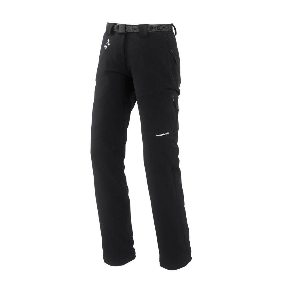 Pantalons Trangoworld Myan Pants Long L Black