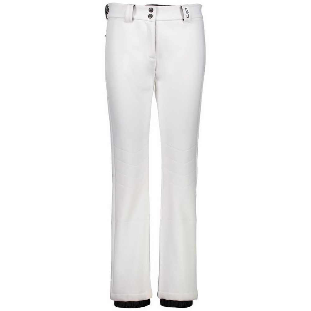 Pantalons Cmp Long Pants S White / Black