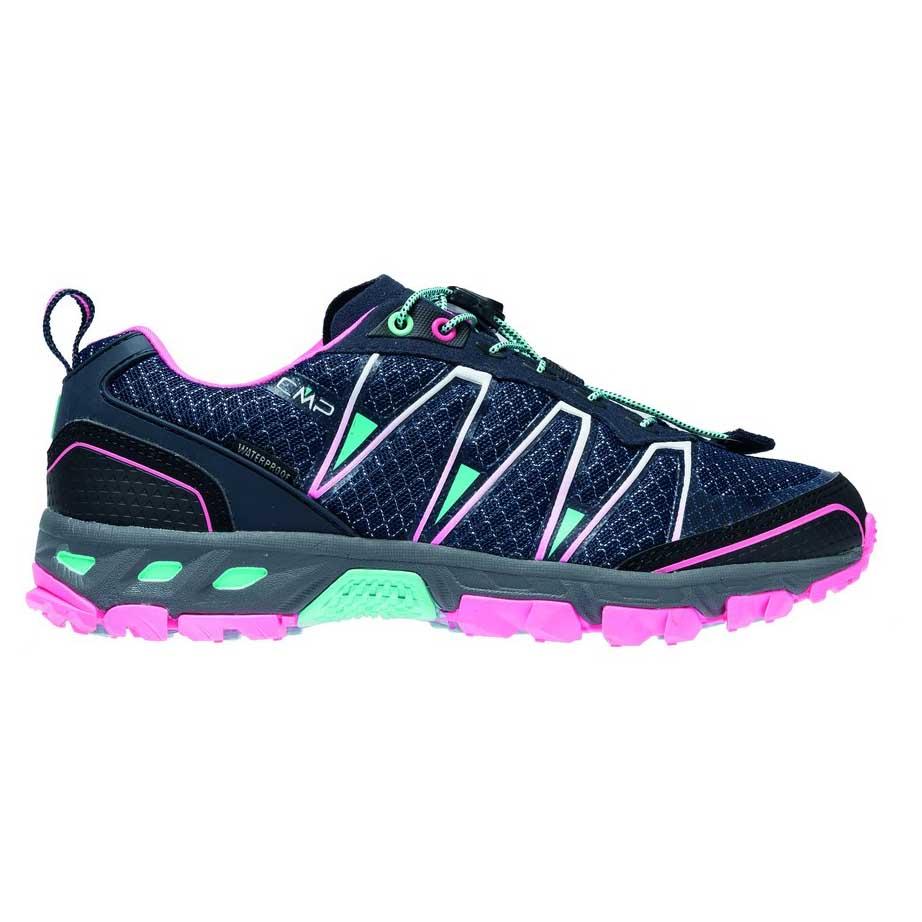 Chaussures Cmp Altak Trail Wp EU 36 Navy / Pink Fluo / A Marina