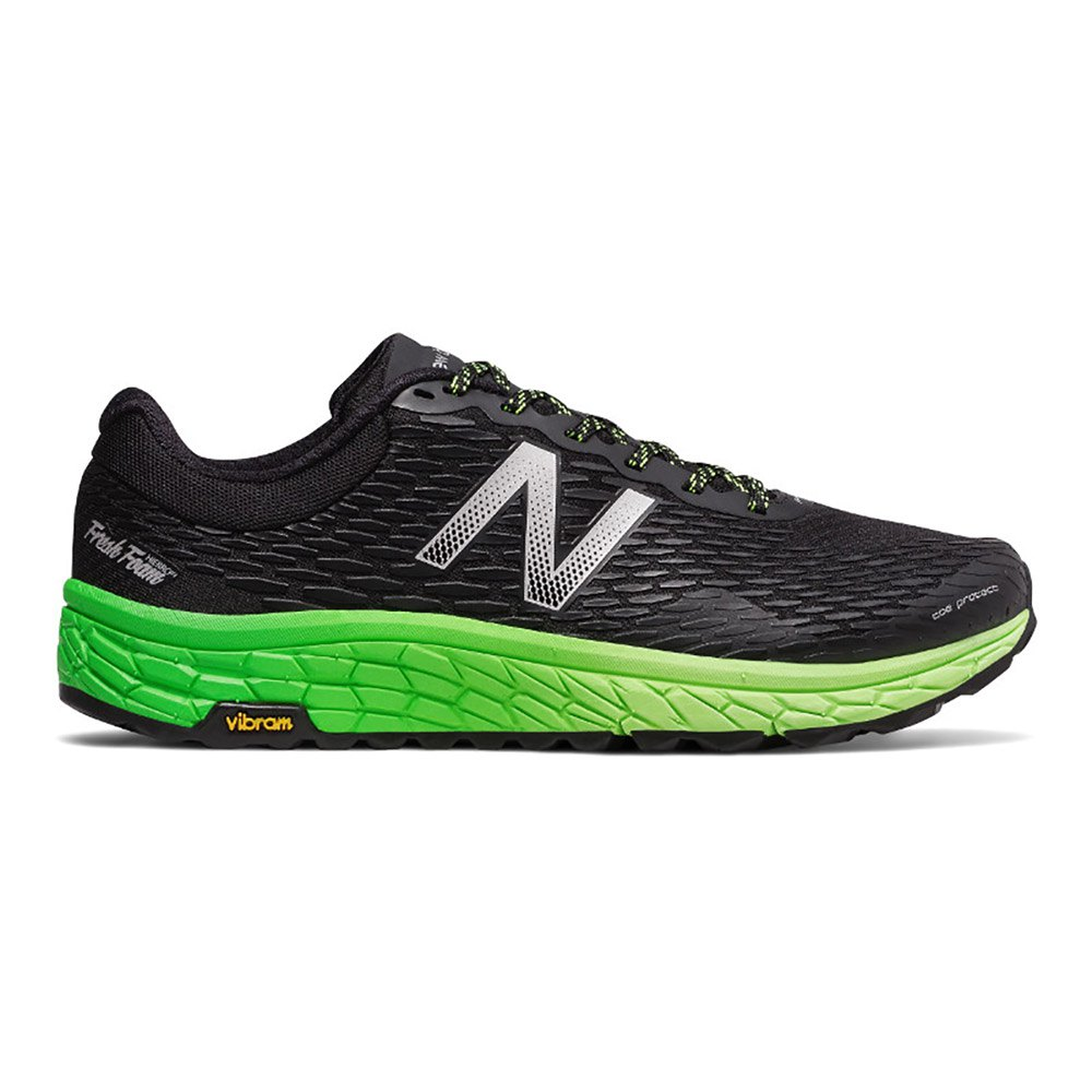 7ac8a18102 New balance Fresh Foam Hierro V2 Black, Trekkinn