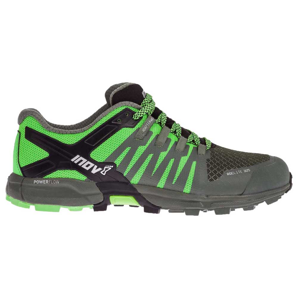 Zapatillas Inov8 Roclite 305 EU 41 1/2 Green / Black