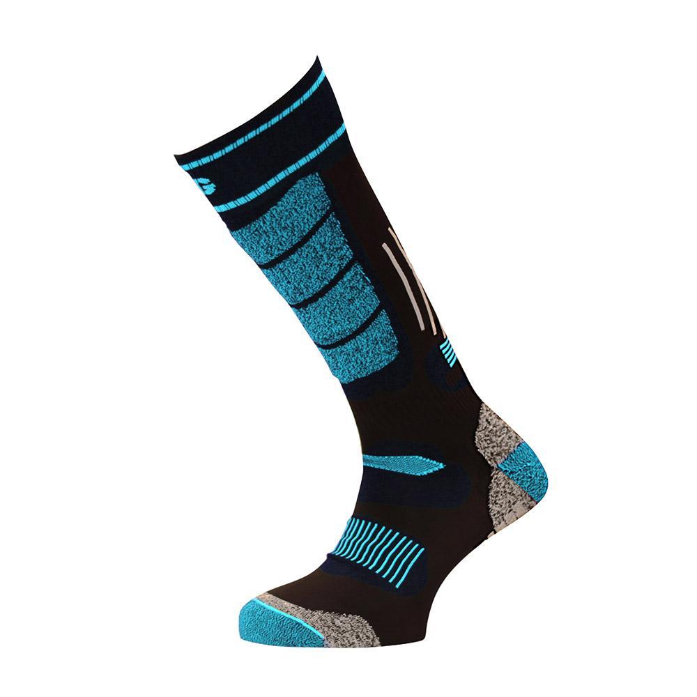 chaussettes-sport-hg-denali-socks-eu-38-40-turquoise