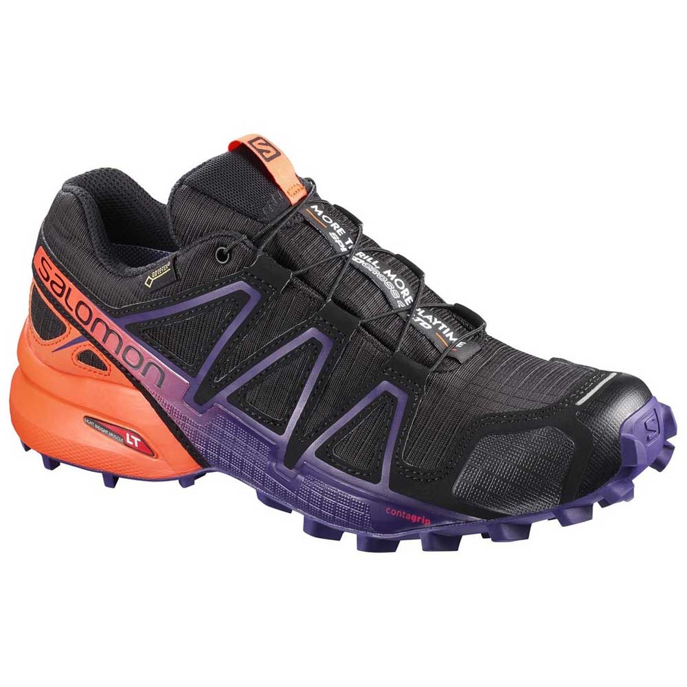 Salomon Speedcross 4 Goretex LTD Nero 91473045212