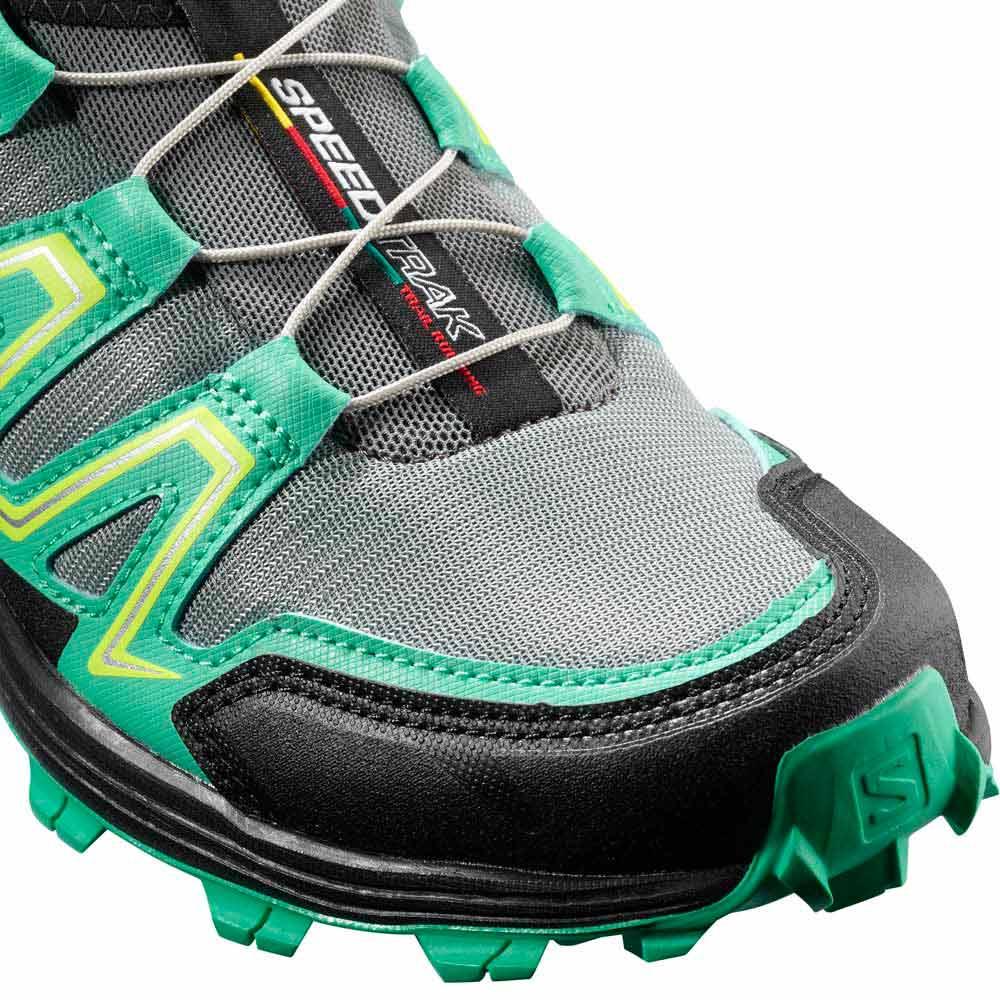 salomon speedtrak womens trail running shoes original