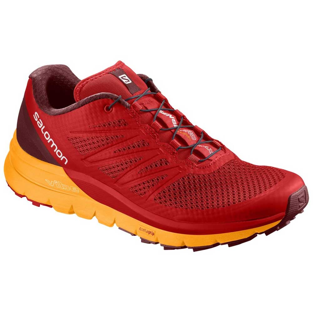 Salomon Sense Pro Max Red buy and offers on Trekkinn