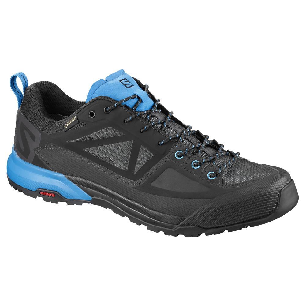 e455c449351 Salomon X Alp Spry Goretex Blue buy and offers on Trekkinn