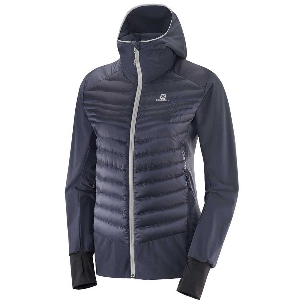 delicate colors latest discount great deals Salomon Haloes Down Hybrid Hoodie