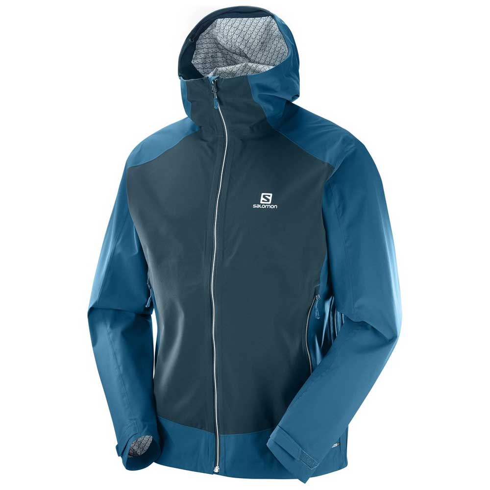 Salomon La Cote Stretch 2.5L Blau, Trekkinn