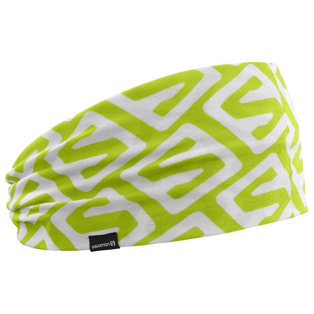 Salomon Light Headband Green buy and offers on Trekkinn 8282862f27