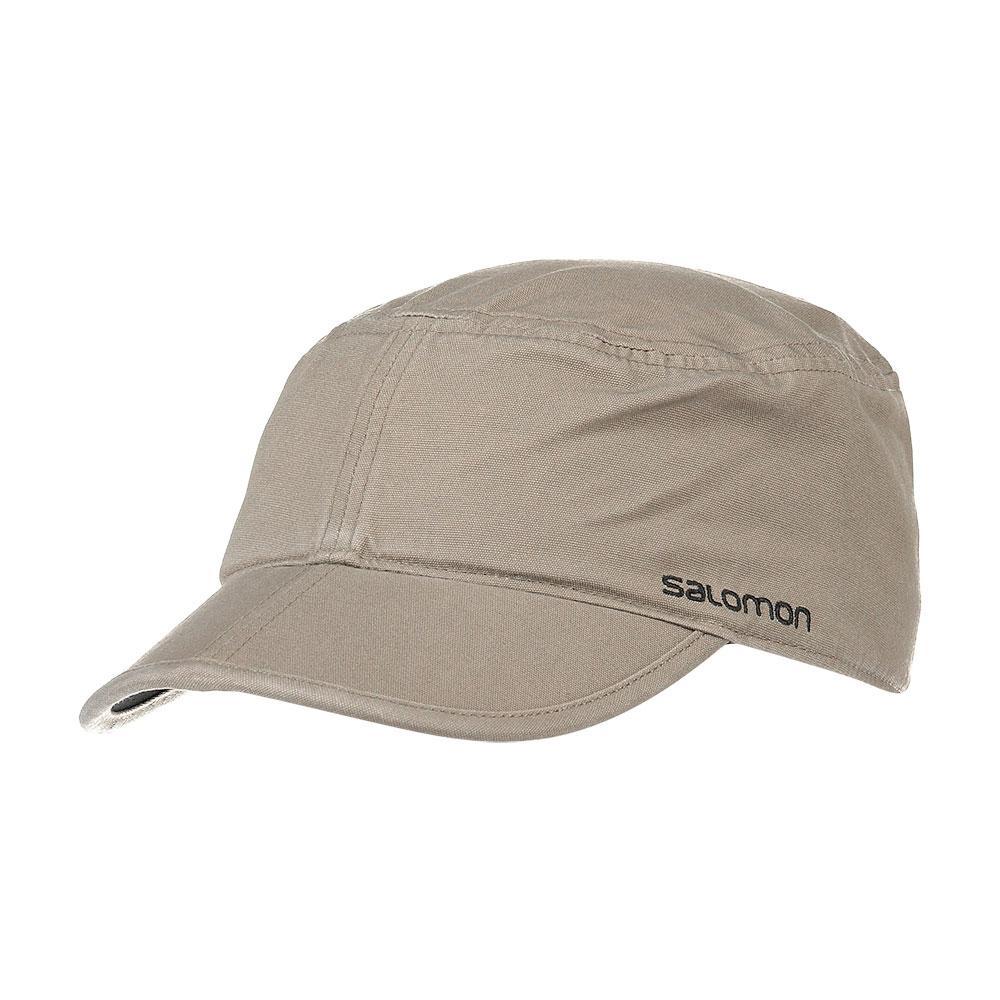Salomon Military Flex Cap Brown