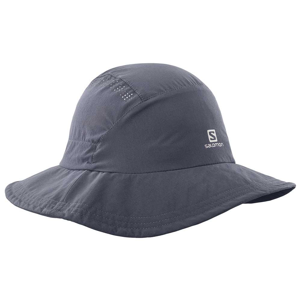 e6eb4f5f Salomon Mountain Hat Grey buy and offers on Trekkinn