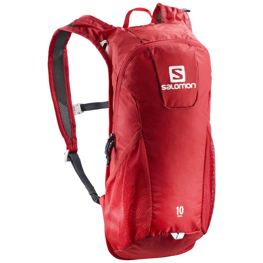 a26a55bf2a7d Salomon Trail 10L Red buy and offers on Trekkinn