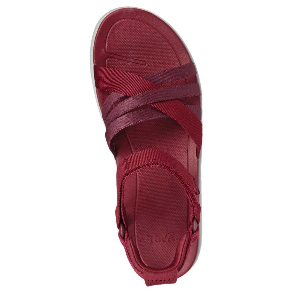 7776c672a670 Teva Sanborn Sandal Red buy and offers on Trekkinn