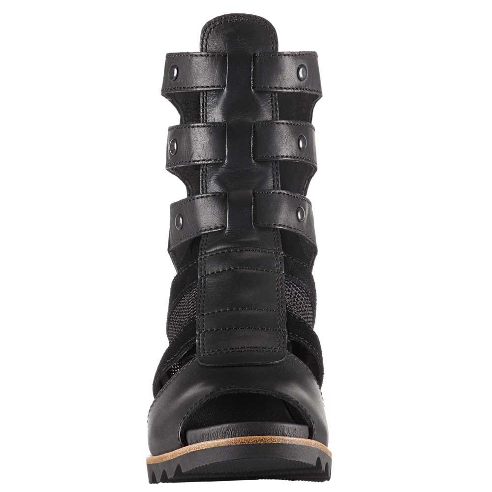69afe2d2db5 Sorel Joanie Gladiator Black buy and offers on Trekkinn