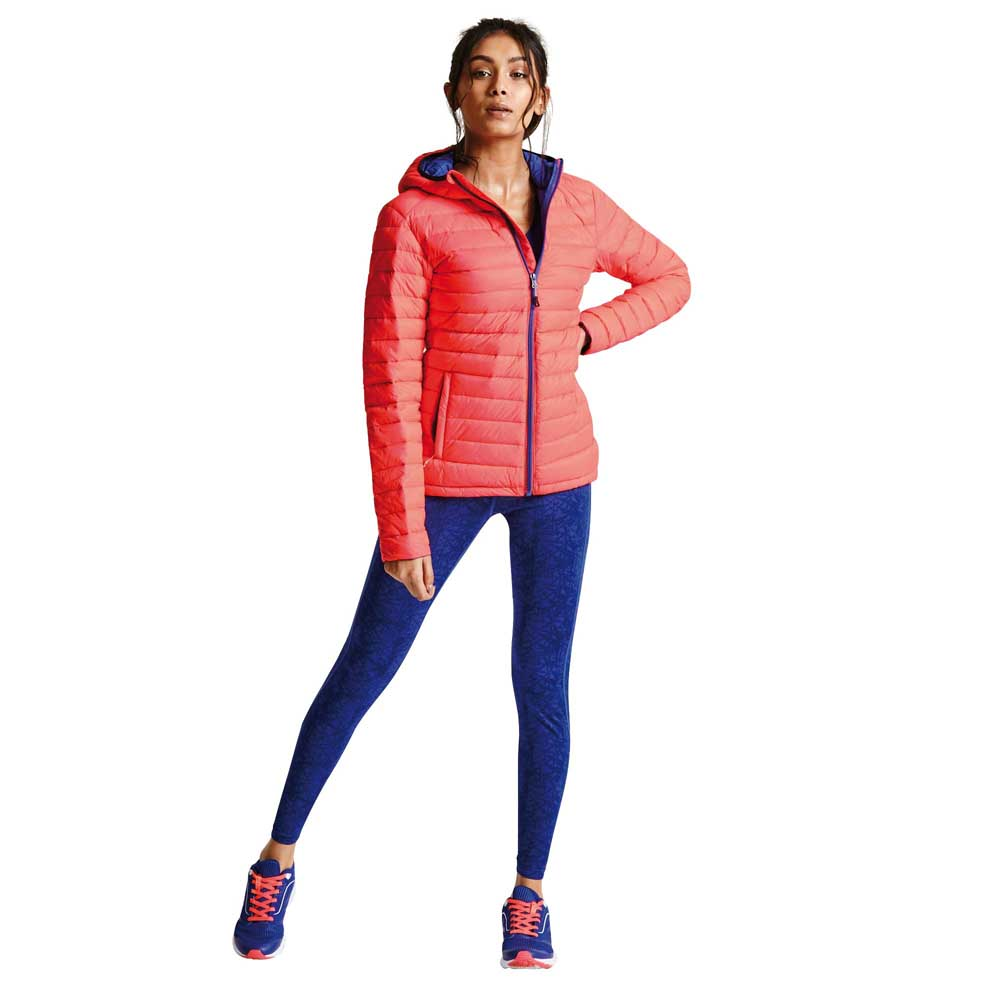 Dare 2b Womens Drawdown Water Repellent Insulated Down Jacket