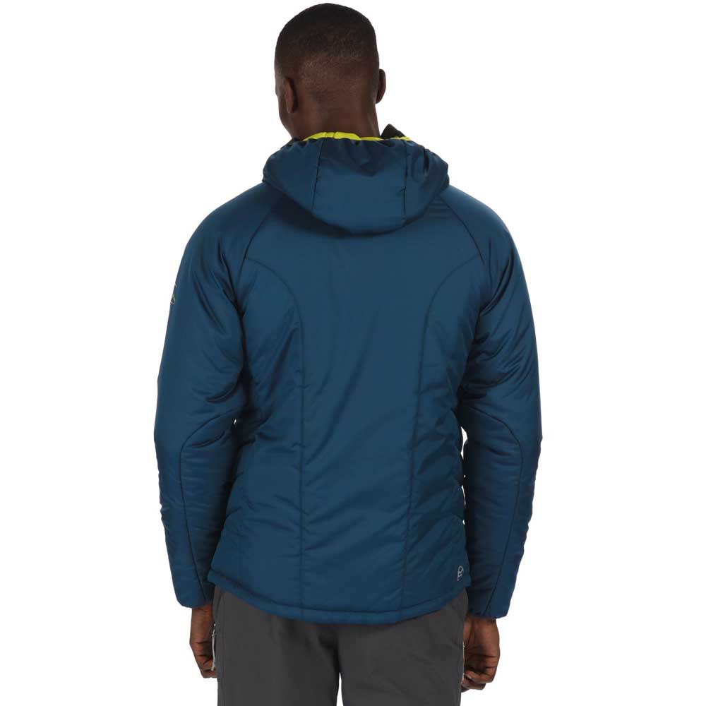 Regatta Mens Blue Capen Insulated Jacket