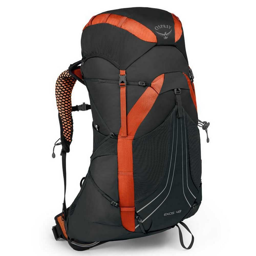 815d6fca4 Osprey Exos 48L Black buy and offers on Trekkinn