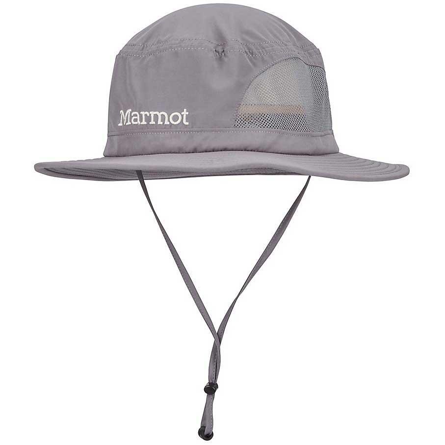 1653cc3a6987c Marmot Simpson Mesh Sun Hat Grigio