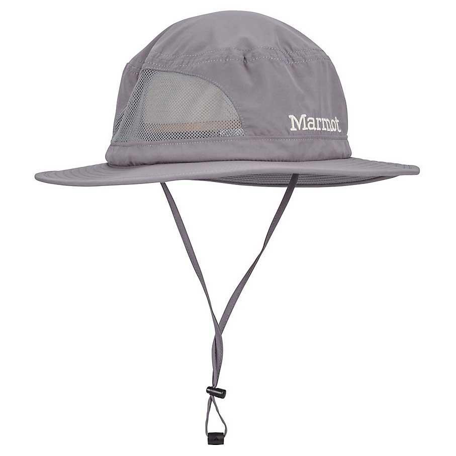 7536313f91b5a Marmot Simpson Mesh Sun Hat Grey buy and offers on Trekkinn